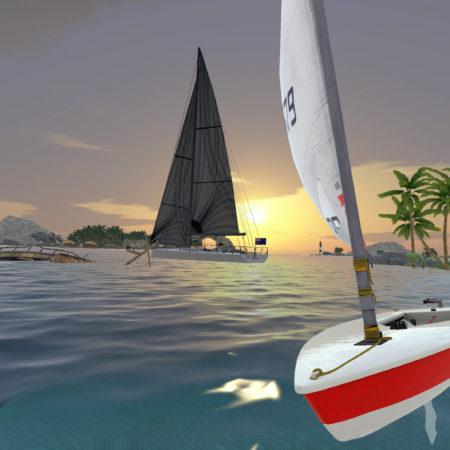 VR Regatta Screenshot