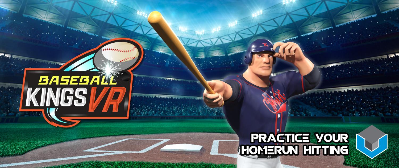 Baseball Kings VR Slider