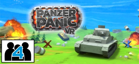 Panzer Panic Multiplayer Header