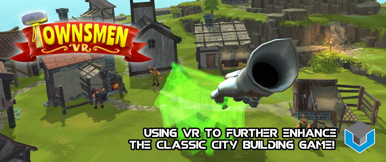Townsmen VR Slider