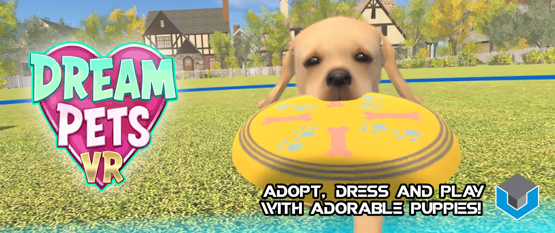 Dream Pets VR Slider