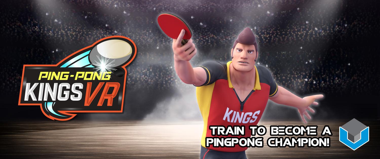 PingPong Kings VR Slider