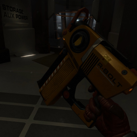Downward Spiral Horus Station Screenshot