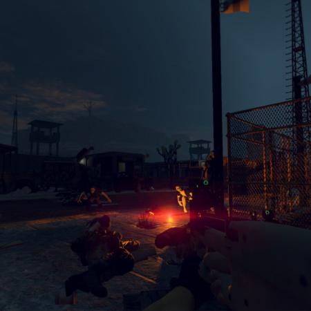 Arizona Sunshine: Dean Man DLC Screenshot
