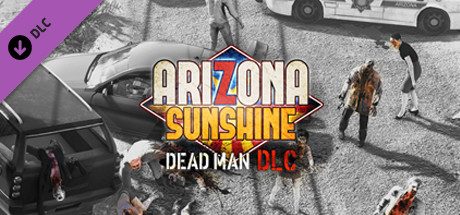 Arizona Sunshine: Dean Man DLC Header