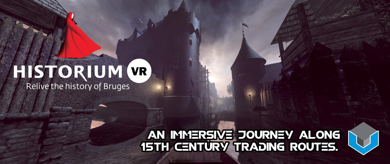 Historium VR Slider