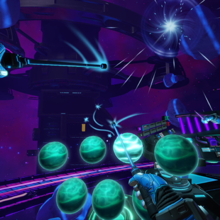 Electronauts Screenshot