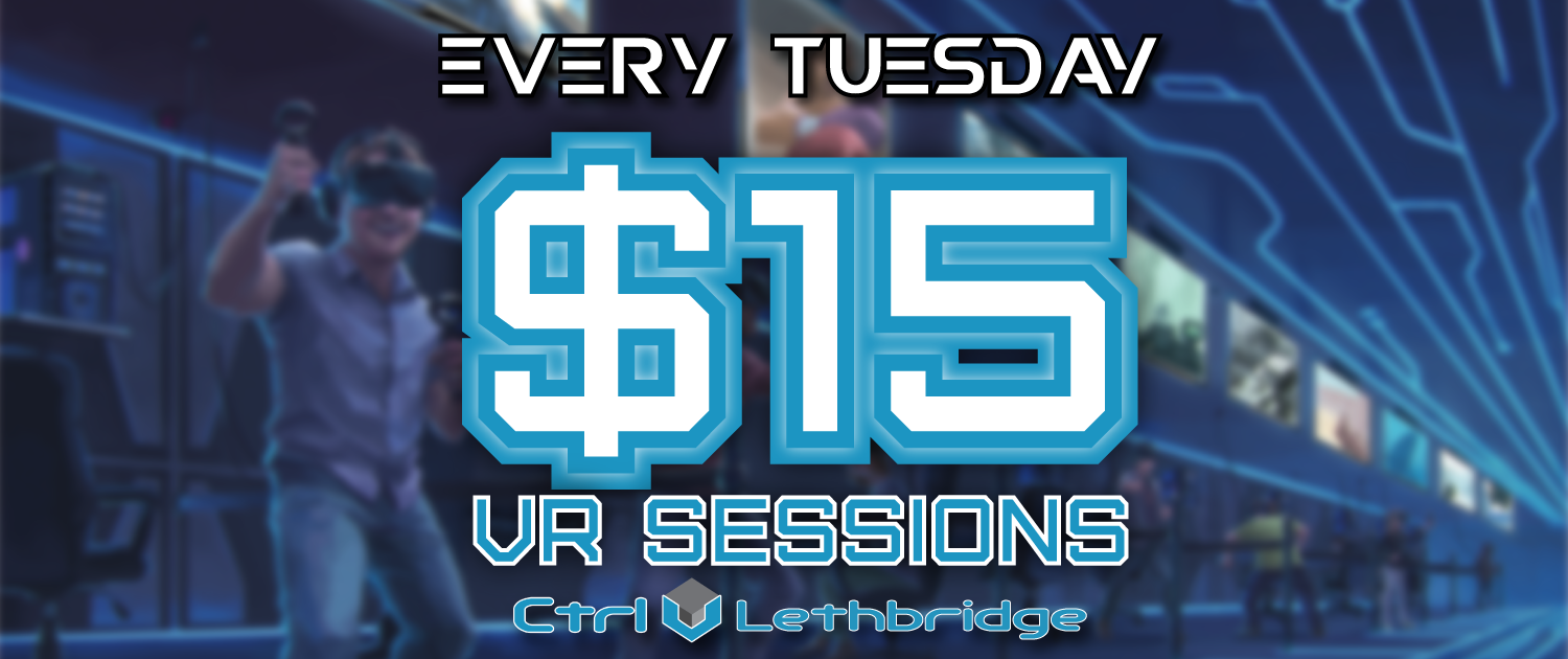 Lethbridge Summer $15 Tuesday
