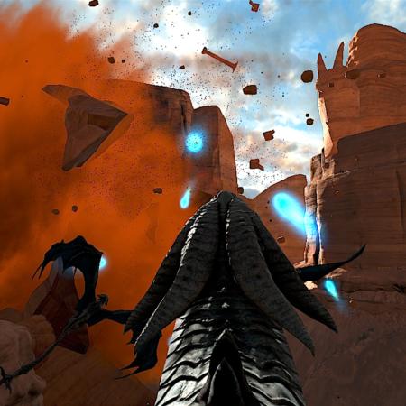 Dragonflight Screenshot