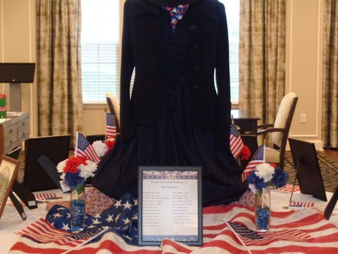The Culpeper Honors the Nation's Service Members on Veterans Day