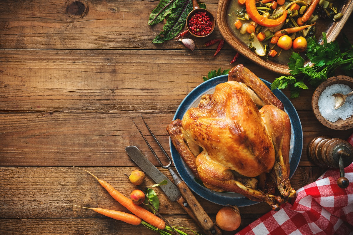 The Culpeper Announces Thanksgiving Plans