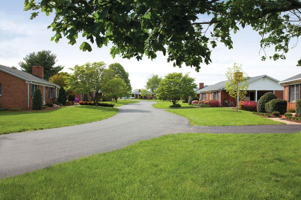 A photo of the senior living homes in Culpeper, VA