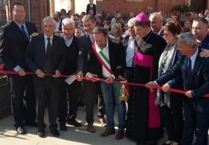 Inaugurati i nuovi locali della Scuola Materna Bima di Cervere
