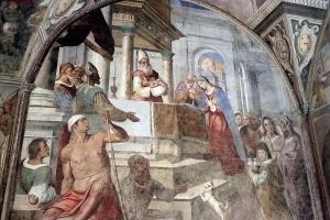 Oggi (1° novembre) si celebra la festività di Ognissanti