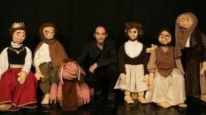 Compagnia Oltre il Ponte presenta lo spettacolo 'Il Principe Bestia'