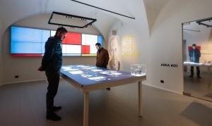 Lo Spazio Innov@zione di Cuneo amplia l'orario della mostra su Mondrian