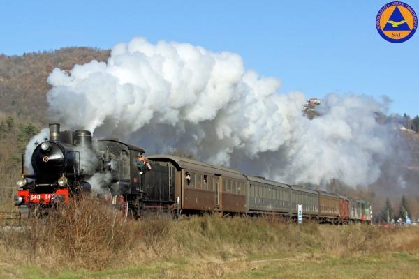 Grande attesa sulla Ferrovia del Tanaro per il Treno di Natale