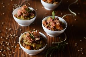 Design e buona cucina si incontrano per uno show-cooking in compagnia delle blogger di iFood