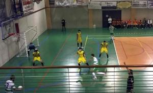 Calcio a 5: Coppa Divisione, Time Warp-MyGlass Elledì Carmagnola 5-3