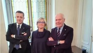Luca Chiapella, è stato nominato vice presidente Confcommercio Imprese per l'Italia Piemonte