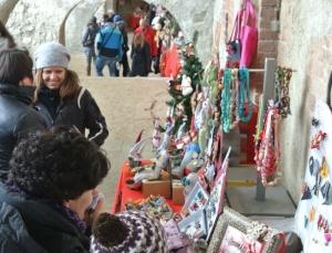 A Vinadio torna il 'Mercatino di Natale' con espositori, buona cucina e tanti eventi
