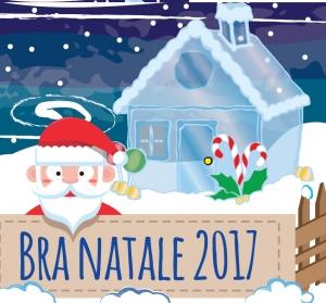 Accensione delle luminarie, musiche natalizie in filodiffusione, Babbo Natale nella casa di cristallo e animazione itinerante