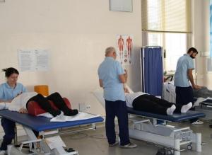 L'ospedale S.S. Trinità di Fossano a pieno regime