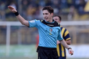 Sarà Davide Andreini l'arbitro di Cuneo-Siena
