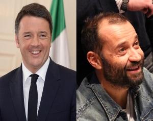 Renzi manda fuori dai gangheri Fabio Volo sullo Ius Soli