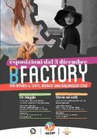 Esposizioni nello spazio B-Factory BSD