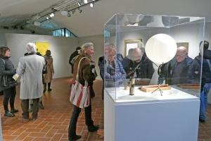 L'arte contemporanea a Fossano nella mostra dedicata a Fontana e Manzoni