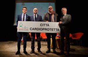 Busca è ufficialmente una città cardioprotetta con la benedizione della Lorenzin