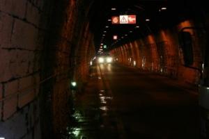 Tunnel di Tenda chiuso stanotte e domani notte