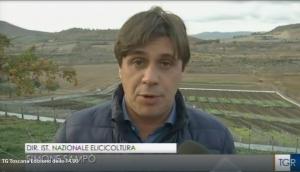 'Il benessere che arriva dalle lumache' al Tg3 Toscana
