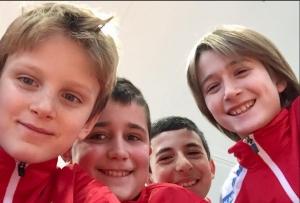 Volley Giovanile: tutti i risultati dell'Ubi Banca Mercato' Cuneo