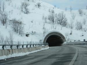 Autostrada To-Sv e tunnel di Tenda riaperti