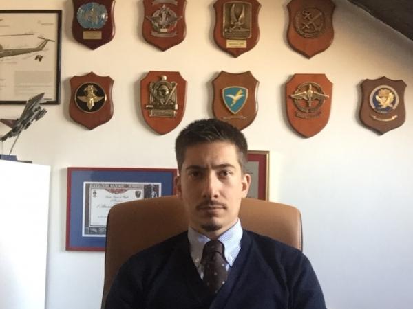 Croce d'onore di prima classe per l'avvocato Nicolò Giordana