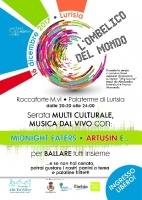 La serata multiculturale 'L'ombelico del mondo'