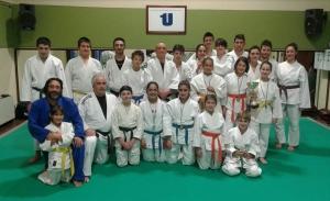 Judo Buzzi Unicem al campionato interprovinciale Cuneo/Asti