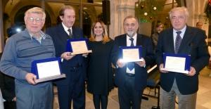 Sono 4 gli imprenditori edili dell'anno premiati da Ance Cuneo