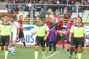 L'arbitro Prontera arbitrerà Cuneo - Alessandria