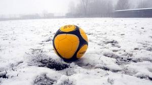 Calcio locale: arrivederci (neve permettendo) a gennaio