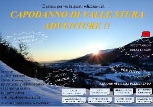 4^ edizione del Capodanno di Valle Stura Adventure