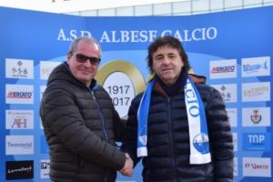 Giancarlo Rosso ritorna sulla panchina dell'Albese