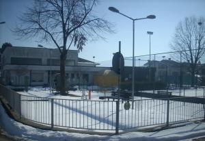 Gli impianti sportivi di Rifreddo alla Saluzzo Volley