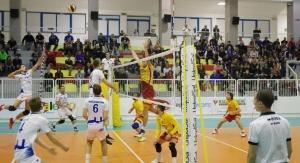 VBC battuta 3-1 a Bolzano
