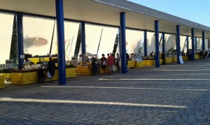 Anticipato il mercato del sabato in piazza della Costituzione