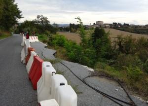 Frana tra Mussotto e Guarene: approvato il progetto definitivo