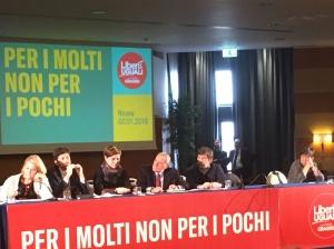 'Liberi e Uguali' in assemblea: da Cuneo fiducia per i candidati nei collegi