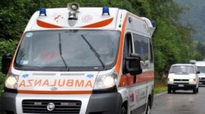 Incidente stradale sulla SP589 Saluzzo-Pinerolo